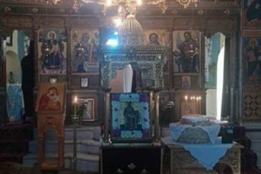 Στις 6 Δεκεμβρίου γιορτάσαμε το πολιούχο μας, Άγιο Νικόλαο.