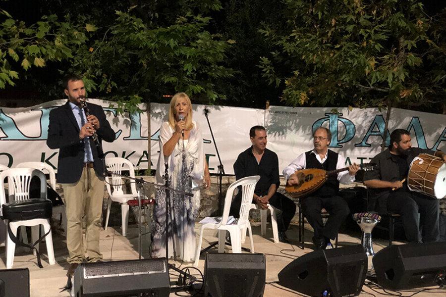 Με μεγάλη επιτυχία πραγματοποιήθηκε στις 22 Αυγούστου το Φαλαισιώτικο – Μπουρέικο πανηγύρι μας.